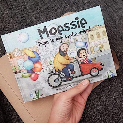 Recensie islamitisch kinderboek 'Moessie – Papa is mijn beste vriend'